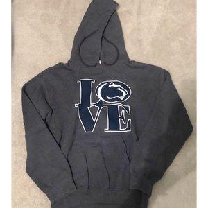 Penn State Love Hoodie